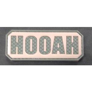China Hooah PVC Patch