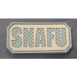 SNAFU PVC Patch