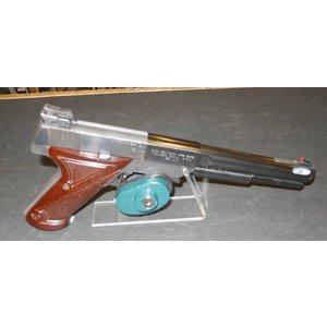 High Standard High Standard Supermatic (.22 Target Semi Auto Handgun) W/ 2 mags