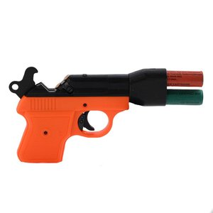 Record Record 15mm Double Launcher - Orange