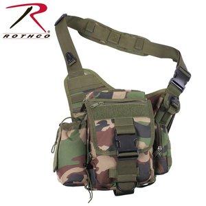 Rothco Rothco Advanced Tactical Bag - Woodland Camo