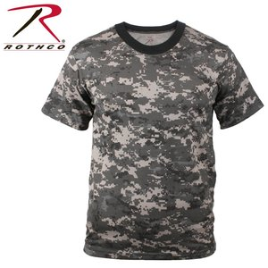 Rothco Kid's Subdued Digital Camo T-Shirt