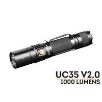Fenix Fenix UC35 V2.0 - 1000 Lumen - Rechargeable Flashlight