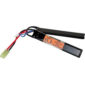 Valken Valken Energy LiPo 11.1v 1200mAh 20C Split Battery