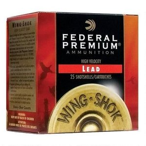 "Federal Federal 28 Gauge (2 3/4"" / 3/4 oz./ 6 Shot) 25 Shells (P283 6)"