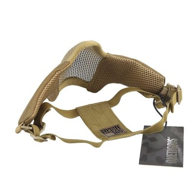 OneTigris OneTigris Face Mask Lower (Coyote Tan)