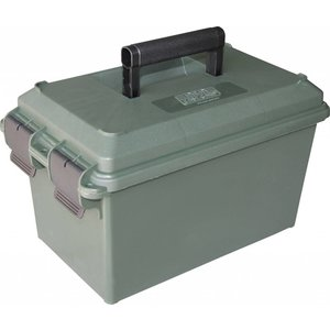 MTM MTM BULK Ammo Box (OD Green) AC-11-Forest Green