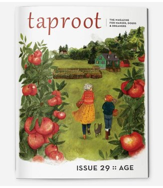 Taproot Magazine: Age Issue 29