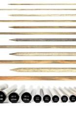 """LYKKE Driftwood Straight Needle 14"""""""
