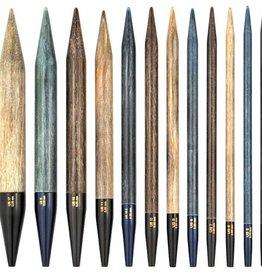 """LYKKE Driftwood Indigo 3.5"""" IC Needle Tips"""