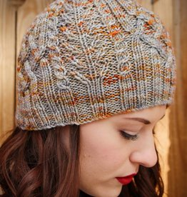 Tanis Gray-Agate Cabled hat Workshop  1/20   2pm-5pm