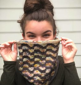 Tanis Gray Fair Isle Cowl Workshop 1/19  2pm-5pm