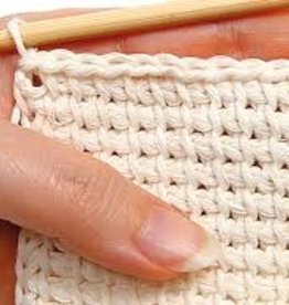 Learn to Tunisian Crochet 01/14/2019