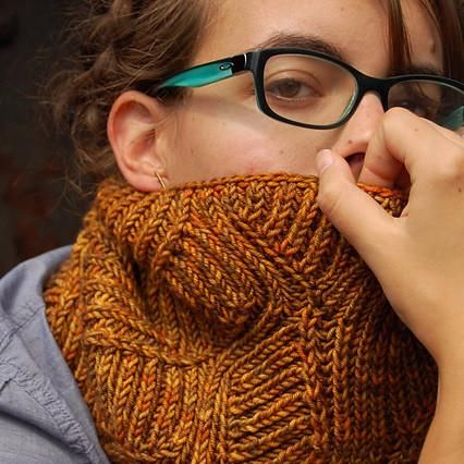 Windrow cowl by Bristol Ivy