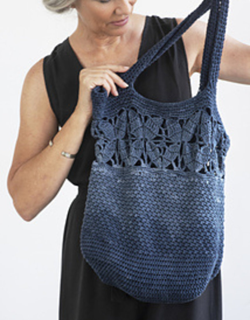 Crocheted Tote Bag-3/30  10am-12pm