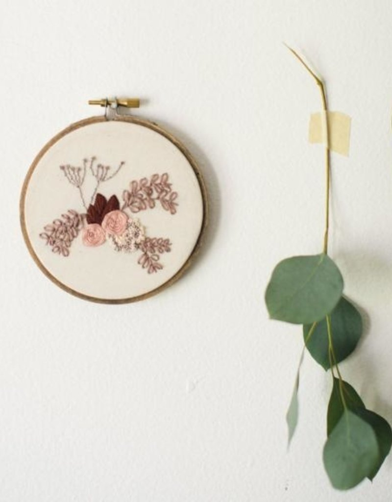 Advanced Hand Embroidery Workshop 4/13 1pm-4pm