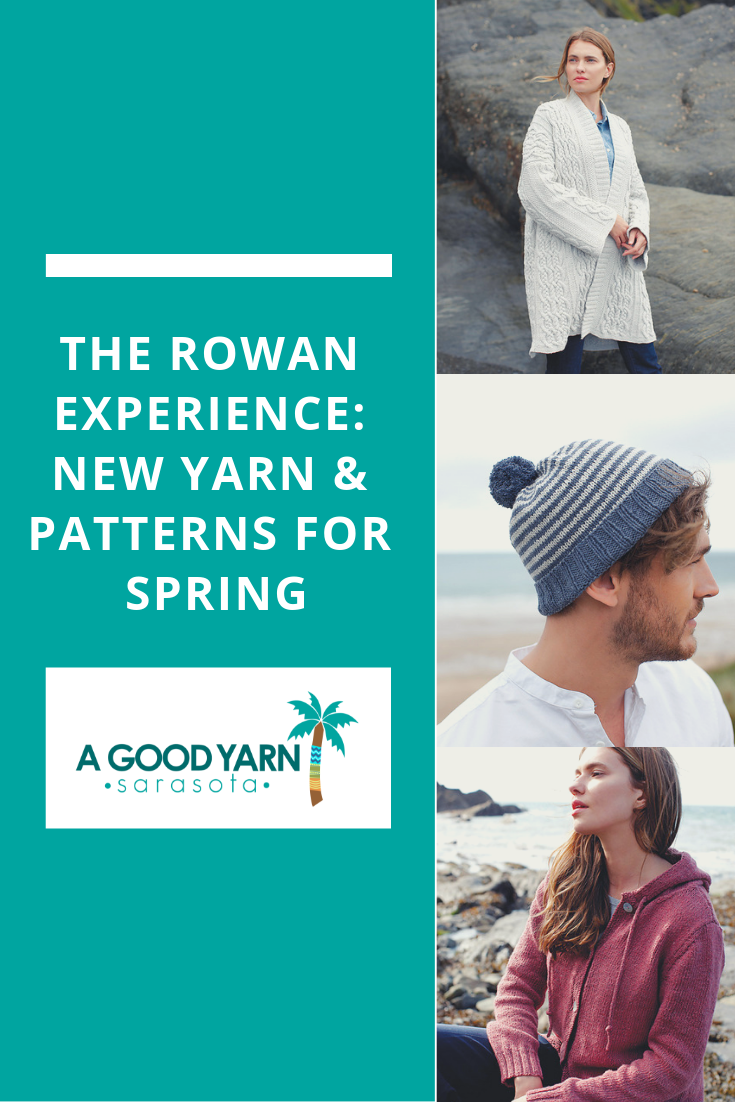 A Good Yarn is a Rowan Flagship Store