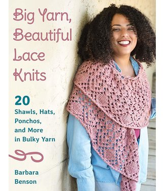 Ingram Big Yarn Beautiful Lace Knits