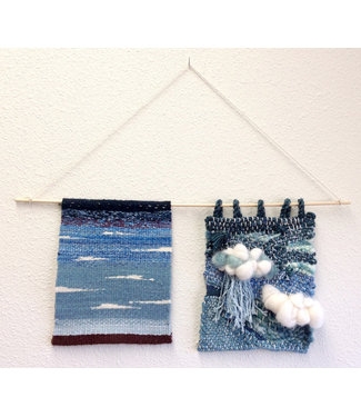 Tapestry Weaving with Laura 8/10  11am-3pm