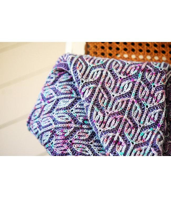 Brioche Weekend with Knit Graffiti!  11/2-11/3
