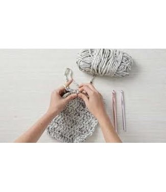 Learn to Crochet 10/26 10am-12 pm