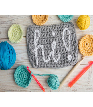 Learn to Crochet 11/18  1pm-3pm