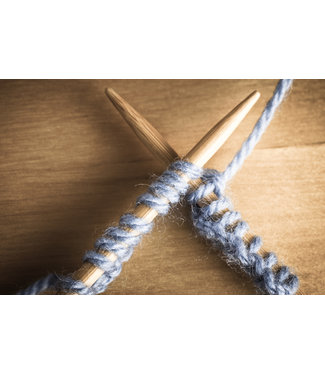 Learn to Knit 2  12/14