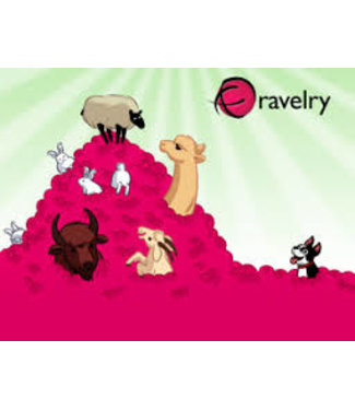 Intro to Ravelry! 1/25  9am-11am