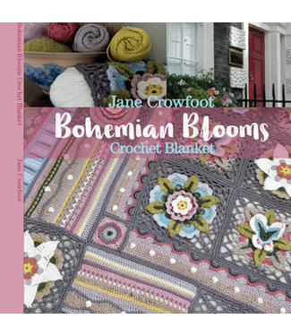 Crochet Bohemian Blooms  3/21  1pm-3pm