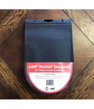 "addi 32"" Rocket Squared Set"