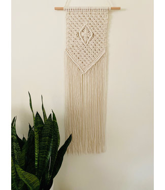 Macrame Wall Hanging for Beginners 3/21 10am-1pm