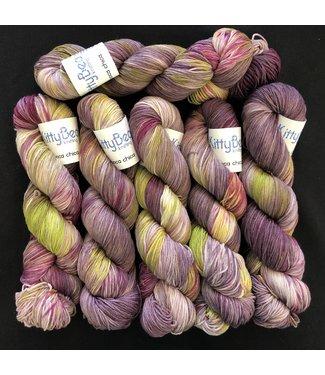 KittyBea Knitting KittyBea YarnCrawl 2020 Selby's Titan