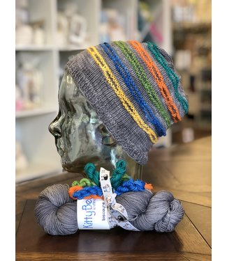 KittyBea Mini Bright Slouch Hat Kit