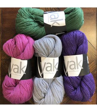 Mystery KAL Kit: Yak