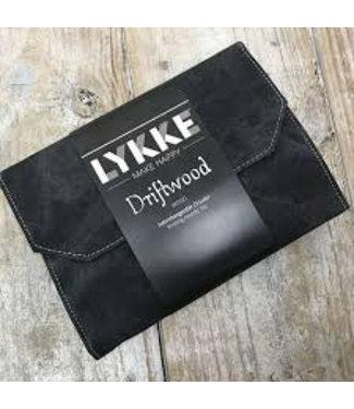 """LYKKE Driftwood Umber 5""""  Circular Needle Set"""
