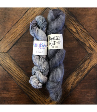KittyBea Knitting Tonquin Kit M