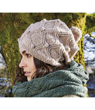 Rowan Rowan Cashmere Tweed Kitson Hat Kit