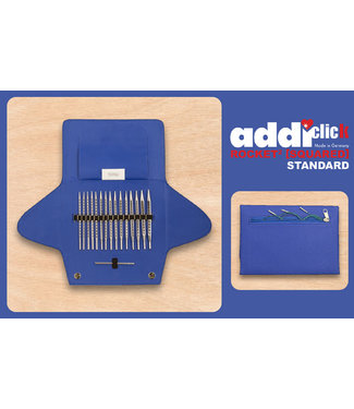 addi Addi Rocket 2 Squared Long Tip Set