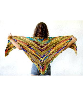 Urth Urth Butterfly Shawl Kit