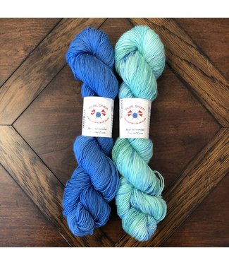 KittyBea Knitting Hug Shot Seaglass Kit
