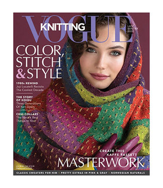 Soho Vogue Knitting Late Winter 2020