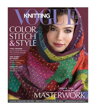 Vogue Knitting Late Winter 2020