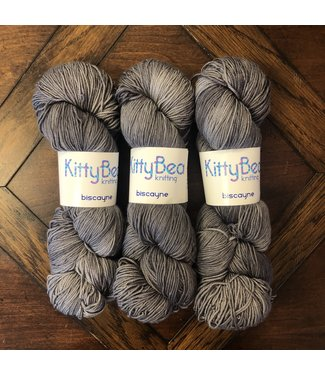 KittyBea Knitting KittyBea Biscayne Hot Silver