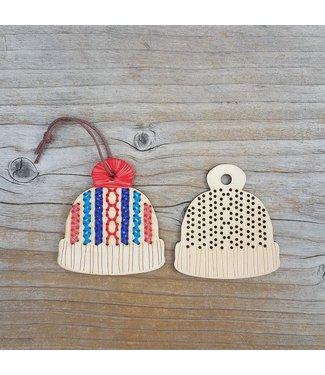 Katrinkles Katrinkles Stitchable Hat Ornaments