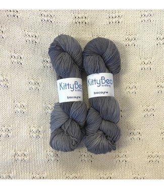 KittyBea Knitting MKAL Kit KittyBea Hot Silver