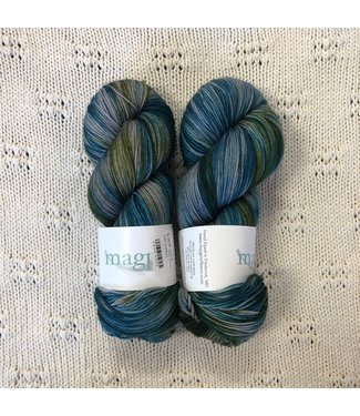 Magpie Fibers MKAL Kit Magpie Fibers Runs With Scissors