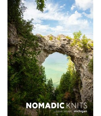 PRE-ORDER Nomadic Knits Issue 7 Michigan