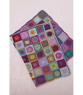 Lang Mille Colori Crochet Blanket Kit