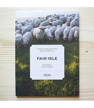 MDK MDK Field Guide No. 2: Fair Isle