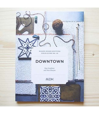 MDK MDK Field Guide No. 10: Downtown